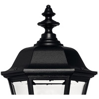 Hinkley 1471BK Manor House 1 Light 28 inch Black Outdoor Post Mount alternative photo thumbnail