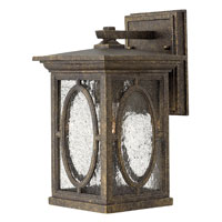 Hinkley Lighting Randolph 1 Light Energy Star & Dark Sky Outdoor Wall Lantern in Autumn 1490AM-ESDS photo thumbnail