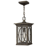 Hinkley 1492AM-GU24 Randolph 1 Light 8 inch Autumn Outdoor Hanging in GU24