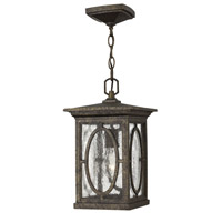 Hinkley Lighting Randolph 1 Light LED Outdoor Hanging Lantern in Autumn 1492AM-LED
