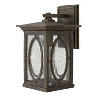 Hinkley 1494AM-LED Randolph LED 14 inch Autumn Outdoor Wall Lantern photo thumbnail