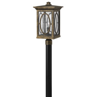Hinkley 1499AM-GU24 Randolph 1 Light 21 inch Autumn Post Lantern in GU24