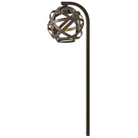Hinkley 1504BZ Carson 12V 2.3 watt Bronze Path Light