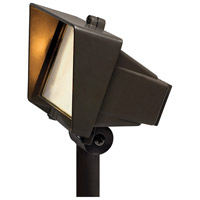 Hinkley Lighting Signature 1 Light Low Volt 50W Landscape Flood Accent in Bronze 1521BZ