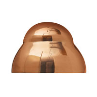 Hinkley Lighting Outdoor Low Volt 1 Light Landscape Deck in Copper 1528CO