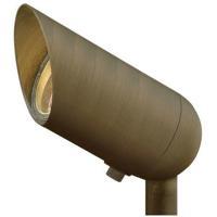 Hinkley 1536MZ-8W3K Hardy Island 12 7.5 watt Matte Bronze Landscape Accent Spot in 3000K LED 8W Lumacore