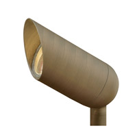 Hinkley Lighting Signature 1 Light LED Landscape Spot Accent in Matte Bronze 1536MZ-LED30 photo thumbnail