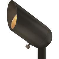 1536BZ-8W27K Hinkley Hinkley 12V 7.50 watt Bronze Landscape Accent Spot Light in 2700K 8W