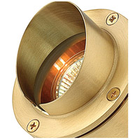 Hinkley 1539BS Signature 12V 50 watt Brass Landscape Pond Light alternative photo thumbnail