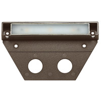 Hinkley Lighting Nuvi 1 Light Deck Light in Bronze 15446BZ