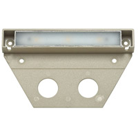 Hinkley Lighting Nuvi 1 Light Deck Light in Sandstone 15446ST