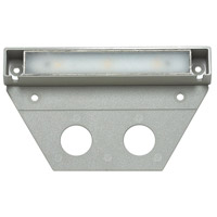 Hinkley Lighting Nuvi 1 Light Deck Light in Titanium 15446TT