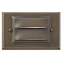 Hinkley Lighting Hardy Island Horizontal 1 Light LED Deck in Matte Bronze 1546MZ-LED