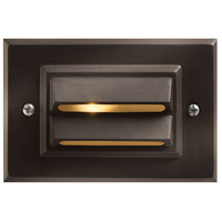 Hinkley 1546BZ Horizontal 12V 12.00 watt Bronze Landscape Deck Light in T5