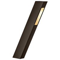 Hinkley 1548BZ-LED Piza 12V 3.8 watt Bronze Landscape Path Light