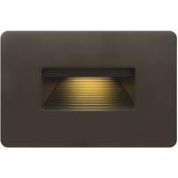 Hinkley 15508BZ Luna 12V 3.80 watt Bronze Landscape Deck Light