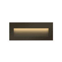 Hinkley 1565BZ Taper 12v 2.5 watt Bronze Brick and Step Light