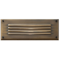 Hinkley Lighting Brick 1 Light Low Volt Deck in Matte Bronze 1594MZ