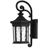 Hinkley Lighting Raley 1 Light LED Outdoor Wall in Museum Black 1600MB-LED photo thumbnail