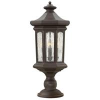 Hinkley 1601OZ-LV Raley LED 26 inch Oil Rubbed Bronze Outdoor Post Mount