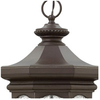 Hinkley 1602OZ-LL Raley LED 12 inch Oil Rubbed Bronze Outdoor Hanging Light alternative photo thumbnail