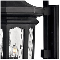 Hinkley 1605MB Raley 4 Light 32 inch Museum Black Outdoor Wall Mount alternative photo thumbnail