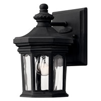 Hinkley Lighting Raley 1 Light LED Outdoor Wall in Museum Black 1606MB-LED photo thumbnail