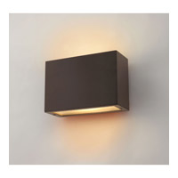 Hinkley Lighting Atlantis 2 Light Outdoor Wall Lantern in Bronze 1645BZ-LED