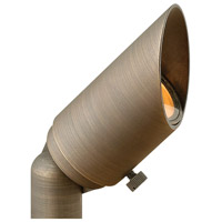 Hinkley Lighting Hardy Island 1 Light Landscape Spot Accent in Matte Bronze 16501MZ
