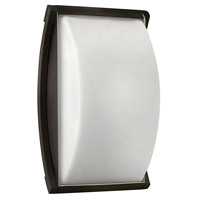 Atlantis LED 11 inch Bronze Outdoor Wall Mount