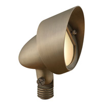 Hinkley Lighting Hardy Island 1 Light Landscape Flood in Matte Bronze 16574MZ