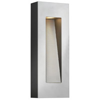 Hinkley Lighting Luna 2 Light LED Outdoor Wall in Titanium 1668TT-LED