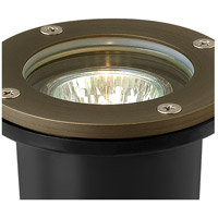 Hinkley 16701MZ Hardy Island 12V 20 watt Matte Bronze Landscape Well Light, Low Volt alternative photo thumbnail