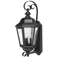 Hinkley 1670BK-LL Edgewater LED 21 inch Black Outdoor Wall Mount