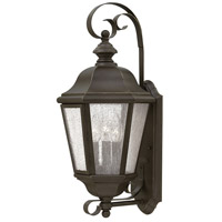 Hinkley 1670OZ-LL Edgewater LED 21 inch Oil Rubbed Bronze Outdoor Wall Mount