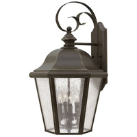 Hinkley 1675OZ-LL Edgewater LED 26 inch Oil Rubbed Bronze Outdoor Wall Mount in Candelabra LED