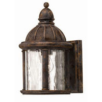 Hinkley Capitol Mini Wall Outdoor in Forum Bronze 1786FB