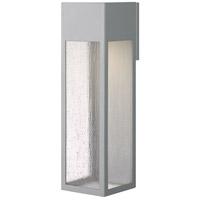 Hinkley 1788TT-LL Rook LED 20 inch Titanium Outdoor Wall Mount