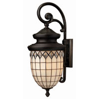 Hinkley Lighting Innsbruck 4 Light Outdoor Wall Lantern in Regency Bronze 1865RB photo thumbnail