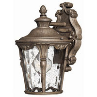 Hinkley Rotterdam Small Wall Outdoor in Pearl Bronze 1870PZ photo thumbnail