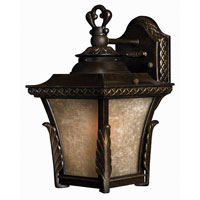Hinkley Lighting Brynmar 1 Light Outdoor Wall Lantern in Regency Bronze 1930RB-ESDS