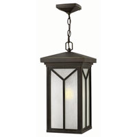 Hinkley Lighting Drake 1 Light Outdoor Hanger in Oil Rubbed Bronze 1992OZ-LED