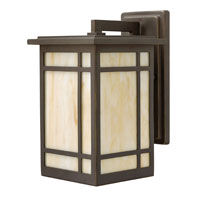 Hinkley Lighting Parkside 1 Light Outdoor Wall Lantern in Oil Rubbed Bronze 2000OZ photo thumbnail