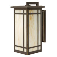 Hinkley Lighting Parkside 1 Light Outdoor Wall Lantern in Oil Rubbed Bronze 2004OZ-DS photo thumbnail