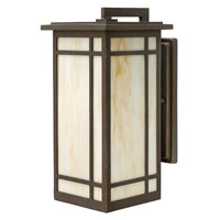 Hinkley Lighting Parkside 1 Light Outdoor Wall Lantern in Oil Rubbed Bronze 2004OZ photo thumbnail