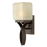 Hinkley Lighting Grayson 1 Light GU24 CFL Outdoor Wall in Autumn 2030AM-GU24