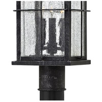 Hinkley 2041GS-LL Bingham LED 23 inch Greystone Outdoor Post Mount, Heritage alternative photo thumbnail
