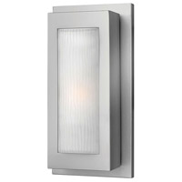 Hinkley 2050TT Titan 1 Light 14 inch Titanium Outdoor Wall Mount in Incandescent