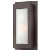 Hinkley 2050KZ-LED Titan LED 14 inch Buckeye Bronze Outdoor Wall Mount, Small