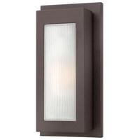 Hinkley 2050KZ-LED Titan LED 14 inch Buckeye Bronze Outdoor Wall Mount